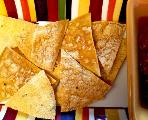 Corn Tortilla Corn Chips
