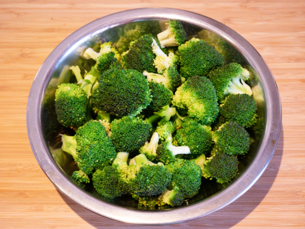 Broccoli Salad Prep 2