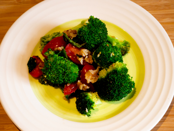 Broccoli Salad Top