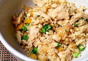 Cauliflower Chicken Fried Rice