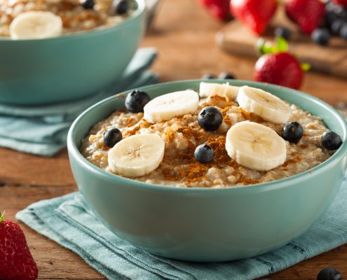 Vegan Overnight Oats