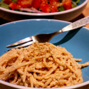 Vegan Alfredo Pasta