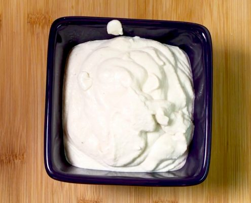 Vegan Cashew Sour Cream