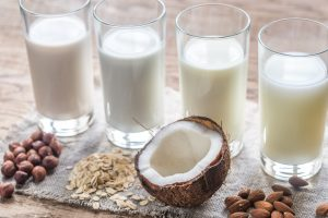 Vegan Substitutes for Milk
