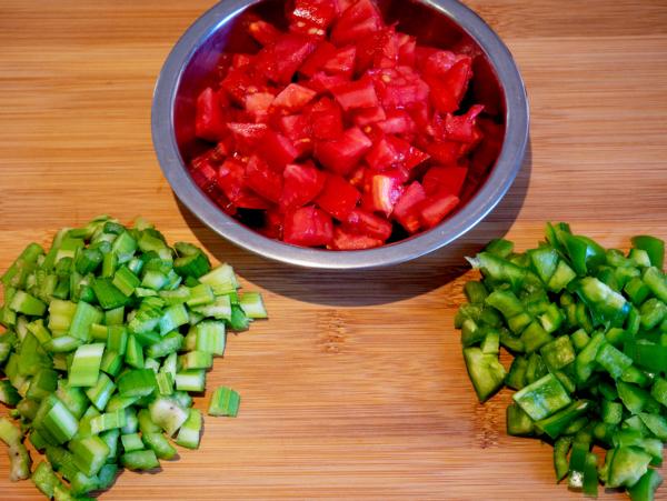 Vegan Jambalaya Prep 3
