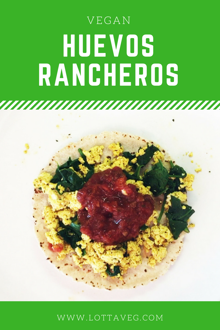 Vegan Huevos Rancheros Pin