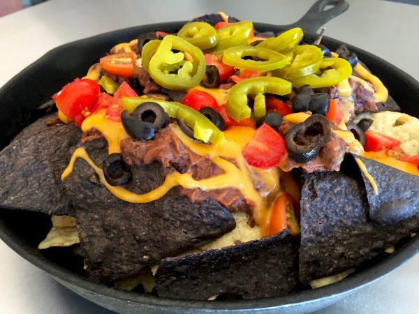 Vegan Nachos Prep 1