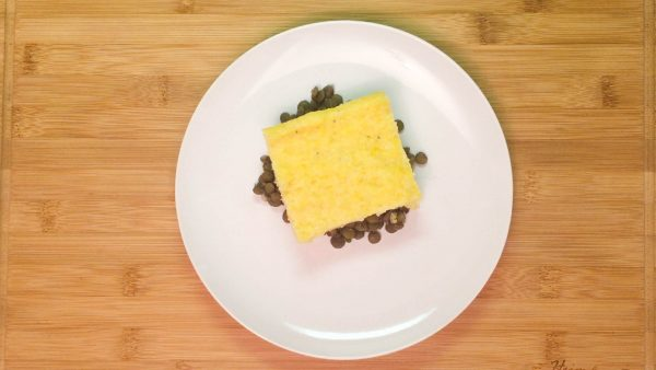 Vegan Polenta with Mushrooms Prep 7