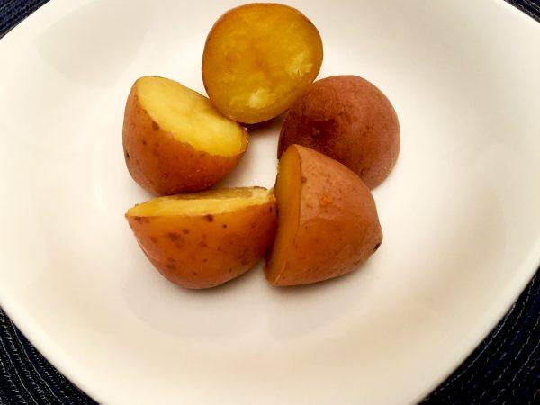 Boiled Potatoes 2