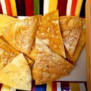 Corn Tortilla Corn Chips