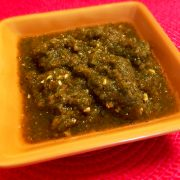 Smokey Green Hot Sauce