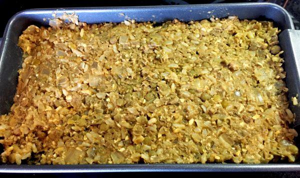 Vegan Lentil Loaf Prep 2