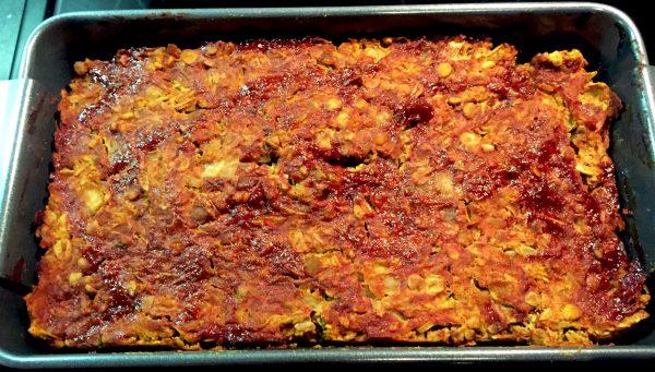 Vegan Lentil Loaf Prep 4