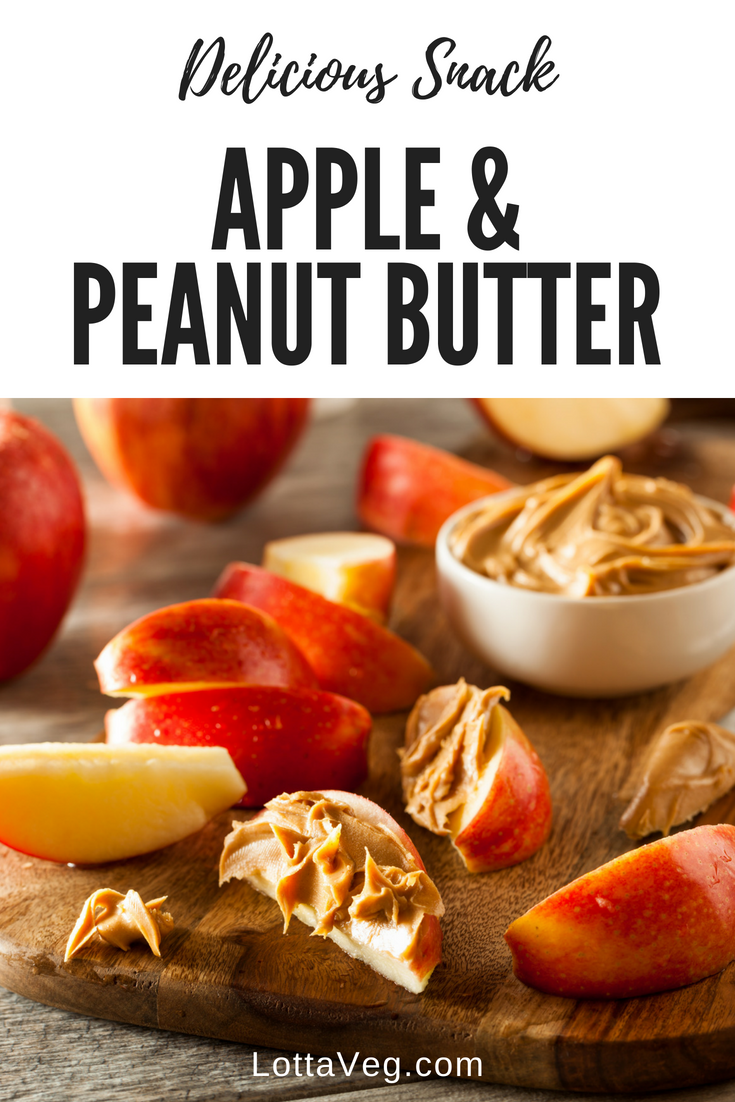 Apple Peanut Butter Pin