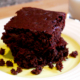 Vegan Beet Brownies
