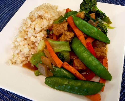 Vegan Stir Fry