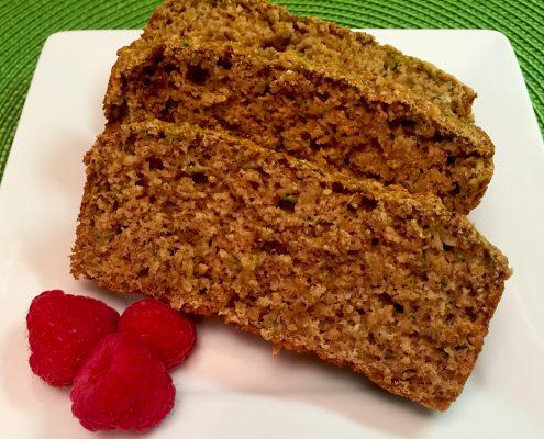 Vegan Zucchini Bread