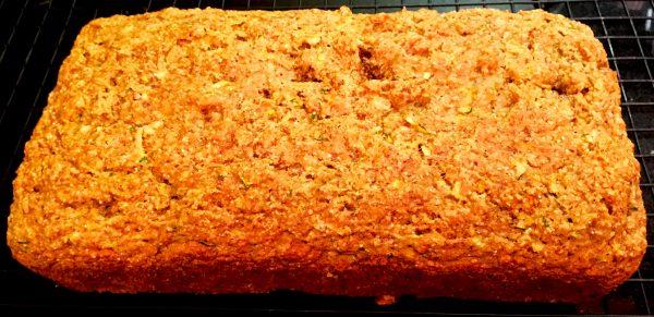 Vegan Zucchini Bread Prep 1