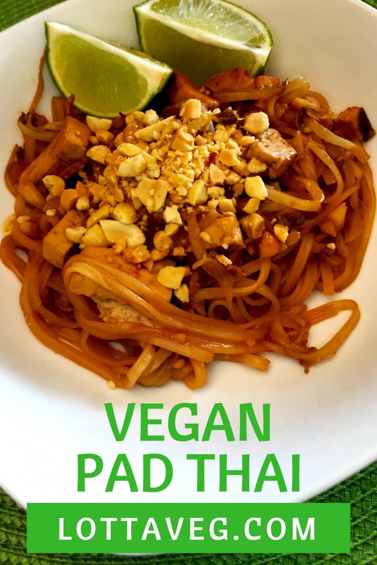Vegan Pad Thai Pin