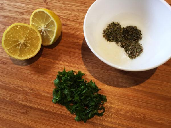 Cauliflower Quinoa Prep 2