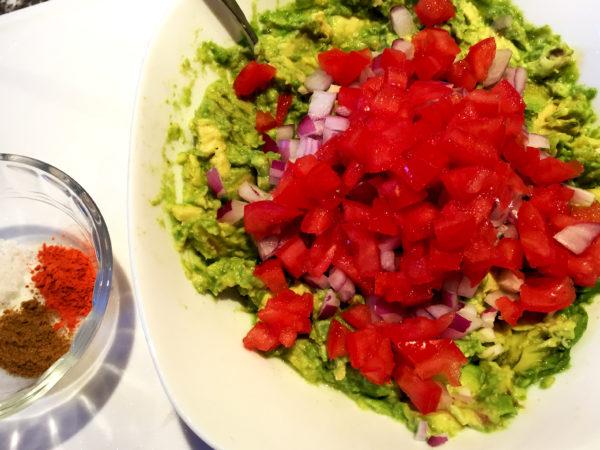 Vegan Guacamole Prep 3