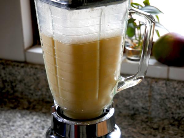 Brown Rice Milk Prep 3