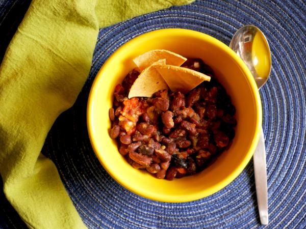 Easy Black Bean Soup 2