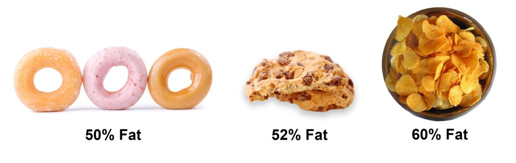 Junk Food High Fat