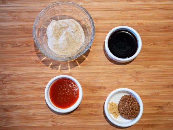 Tahini Stir Fry Prep 2