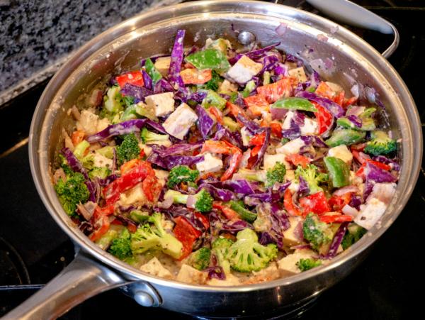 Tahini Stir Fry Prep 6