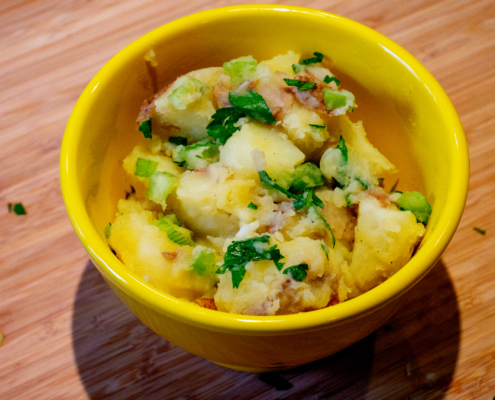 Vegan German Potato Salad