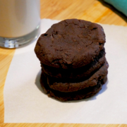 Chickpea Chocolate Cookies