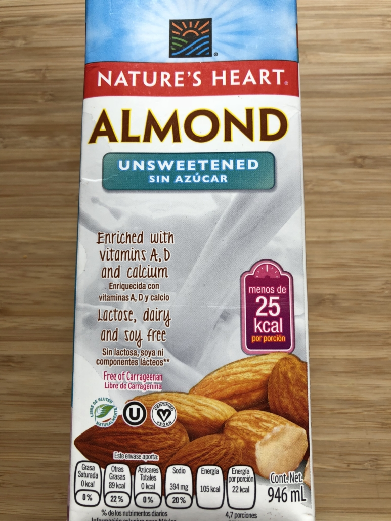 Do Humans Need Dairy Almond Milk