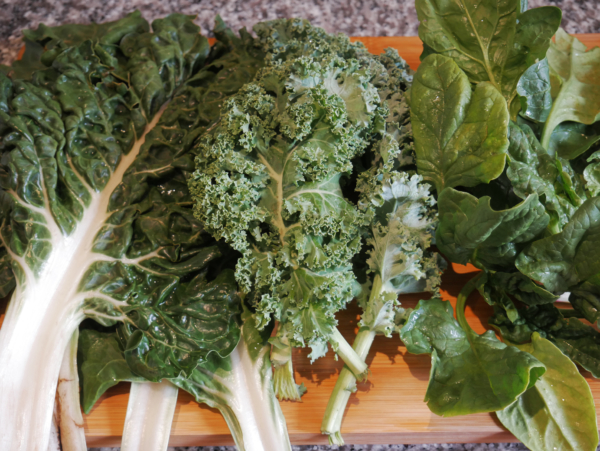 Easy Garden Salad Prep 1